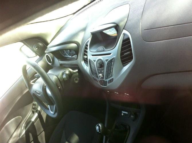 Imagens do interior do novo ford ka blog do pistonildo - Interior ford ka ...