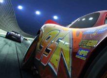 Teaser de Carros 3 mostra McQueen sofrendo acidente